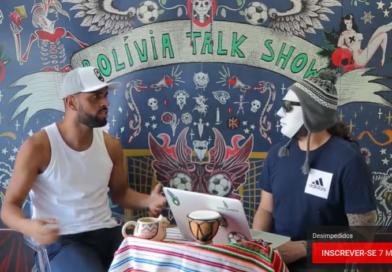 Sensacional entrevista do Capita Maicon no Bolívia Talk Show